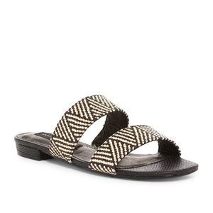 NEW Steven/Steve Madden Friendsy Slide Sandal 7.5
